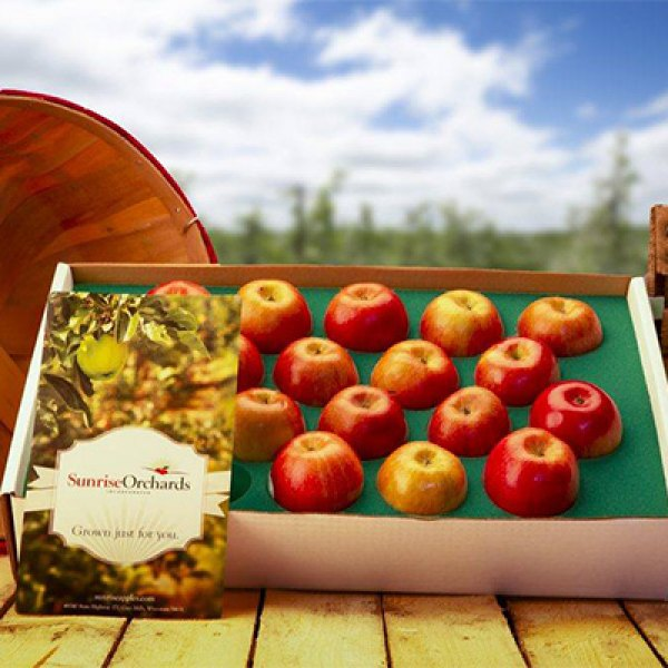Sunrise Orchards Gift Box Shipping: Oct. 21 Dec. 16